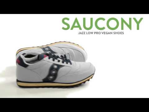 Saucony Jazz Low Pro Vegan Shoes - Canvas, Hemp (For Men)