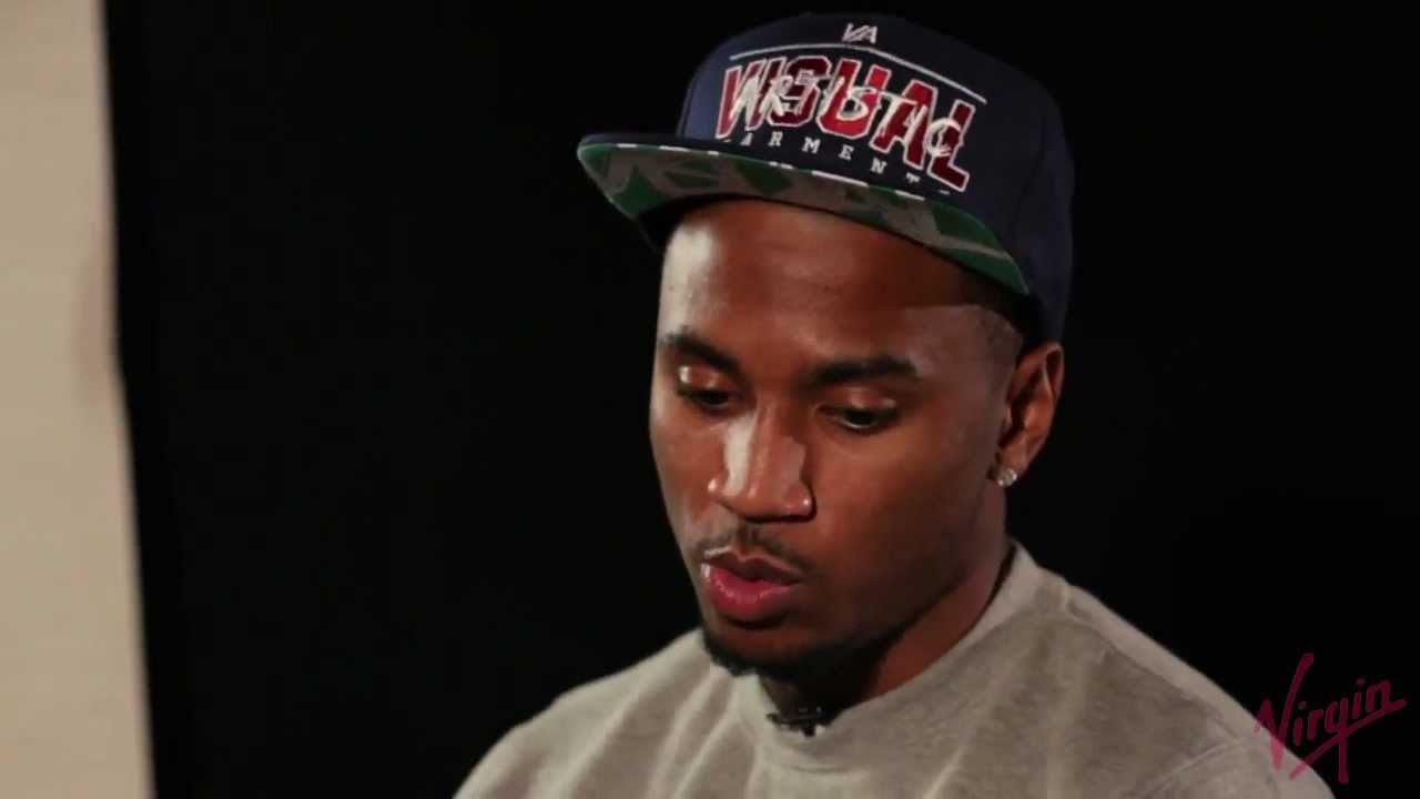 Trey Songz Touring With Jay Z Horror Movies And Halle Berry Youtube