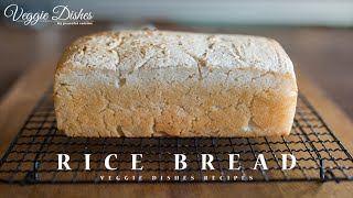 グルテンフリーの米粉100%食パン|Peaceful Cuisineさんのレシピ書き起こし