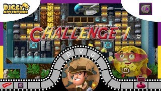 [~Superheroes 2~] # Superheroes 2 Challenge 1 - Diggy