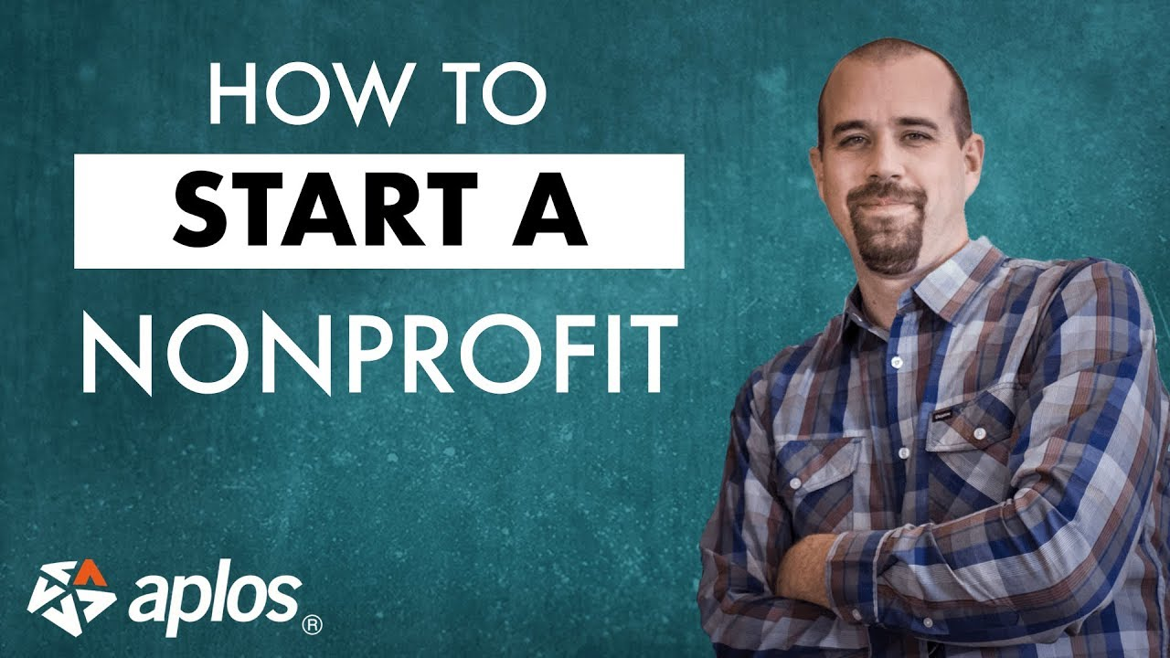 How to Start a Nonprofit Organization