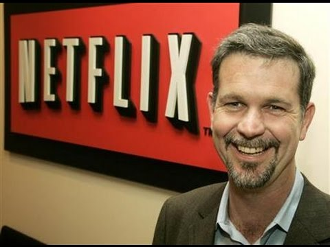 Netflix Founder Reed Hastings: How To Destroy Your Competition in Business