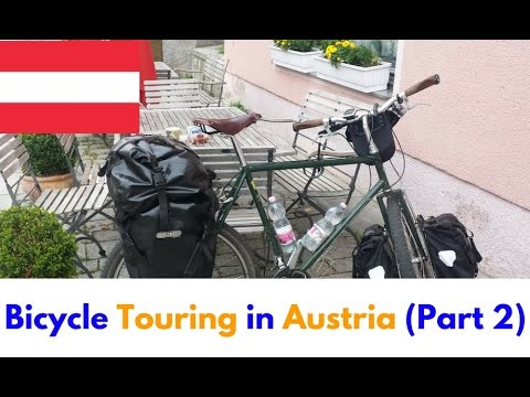 Bicycle Touring in Austria Part 2 - Bike Touring Across Europe