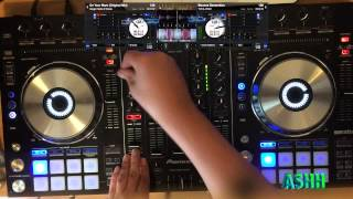 Electro House Mix - Dj Ash Williams - DDJ SX