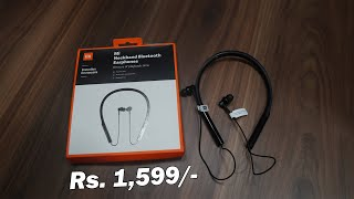 Xiaomi Mi Neckband Bluetooth Headset - best earphone for under Rs. 2000?