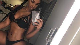 Bernice Burgos Shares Sexy Bikini Pic In Trinidad: Sending T.I. A Message?