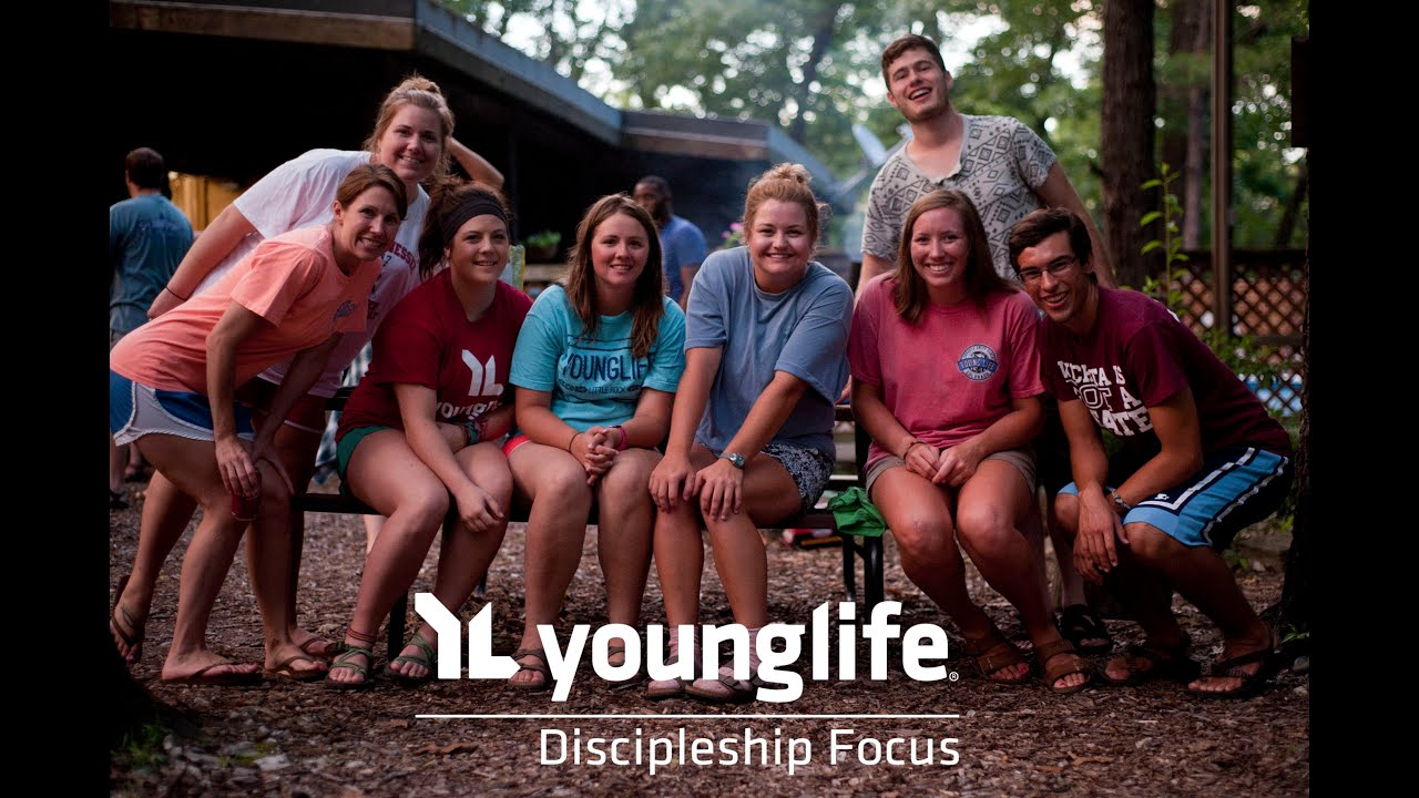 Making Christ-like Disciples of Young Adults - Discipleship Focus