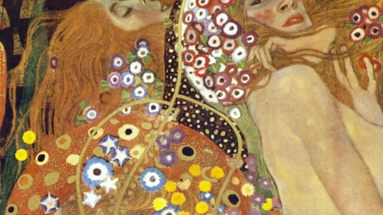 Frasi Di Klimt Sulla Vita.Le Piu Belle Frasi Di Gustav Klimt Youtube