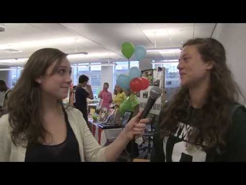 Live at the 2014 Dartmouth College Library Open House