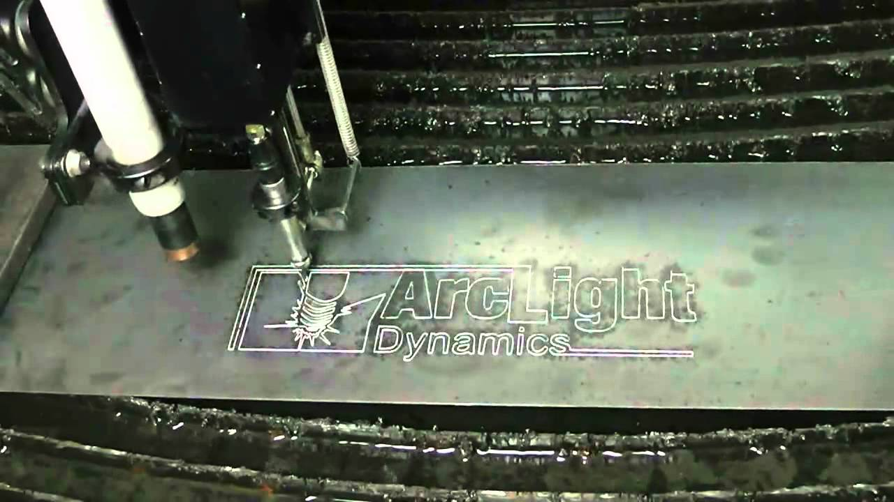 Plate Marker Attachment For Arc Pro Plasma Tables Youtube