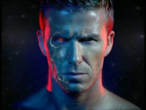 Motorola Aura - David Beckham (promo video)