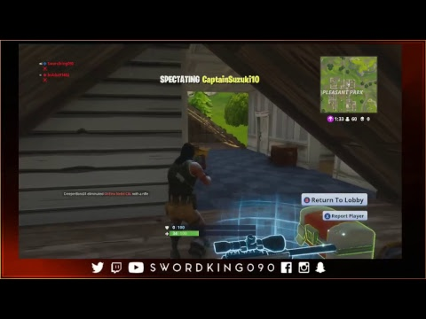 Xbox One X - Fortnite Battle Royale - Time for Some Lack of Skills!