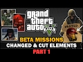 Gambar cover GTA V - Cut Features During Missions Beta Analysis Part 1 - Feat. SpooferJahk