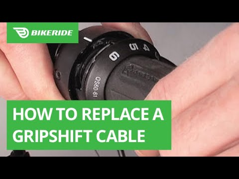 How to Replace a GripShift Cable (with Video) | BikeRide