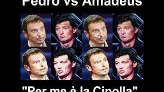 "Pedro vs Amadeus ""Per me è la cipolla"" Radio Edit GR 041/12 (Official Video).wmv"