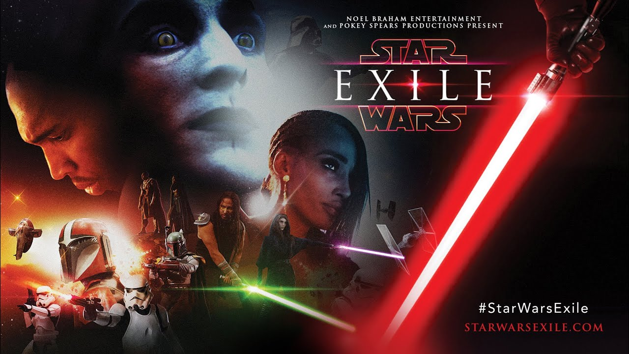 EXILE  - EP 1 (A STAR WARS FAN FILM)