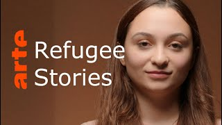 Further, But Where?  l Refugees in Their Own Words l ARTE Documentary