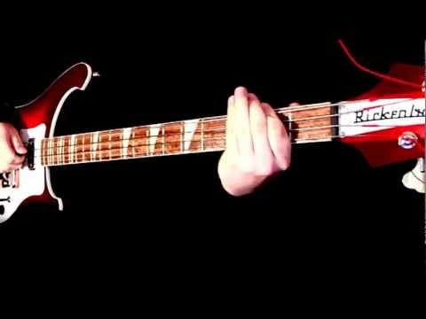 The Beatles- Hey Bulldog (Bass Cover)