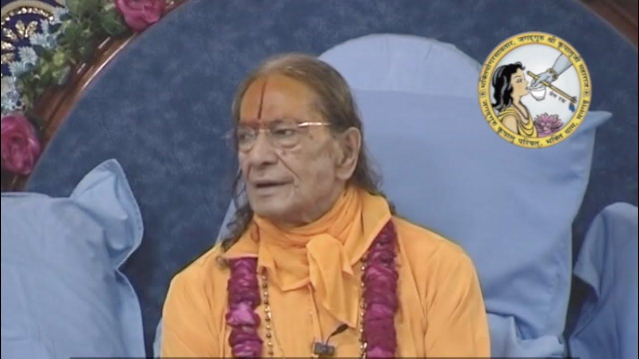 Just Do These 2 Things - Jagadguru Kripaluji Maharaj [Eng Sub]