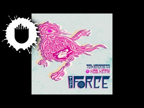 TOKiMONSTA feat. Kool Keith - The Force (Cover Art)