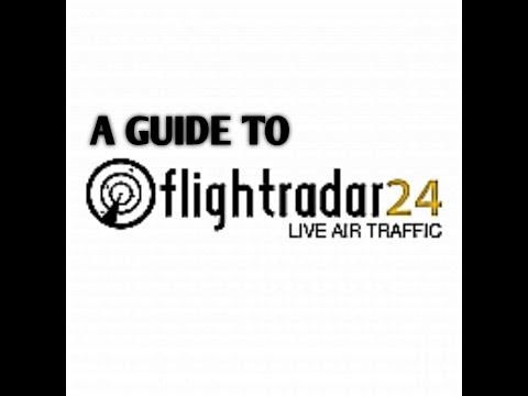 Aviation In Action Guide On Flightradar 24, The Worlds Most Popular Flight Tracker