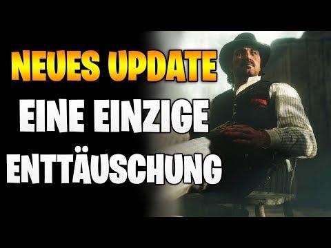 PURE ENTTÄUSCHUNG - Neues Update & Zukunft | Red Dead Redemption 2 Online News