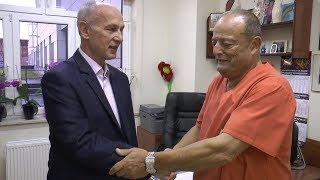 Riad Haidar rekomenduje Jana Sikorę na Wójta Gminy Zalesie