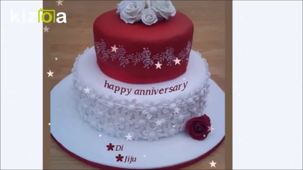 Happy anniversary di and jiju whatsapp status video wishes