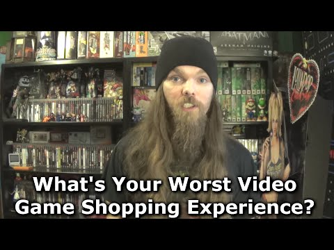 What's Your Worst Video Game Shopping Experience?