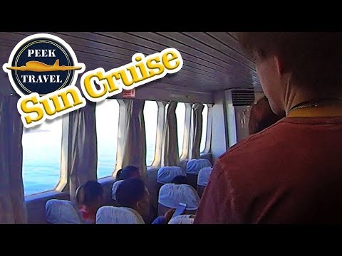 Sun Cruise to Corregidor