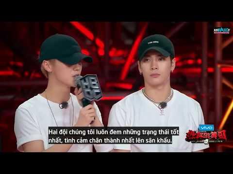 [VIETUSUB] Team Luhan & Jackson won Hot Blood Dance Crew