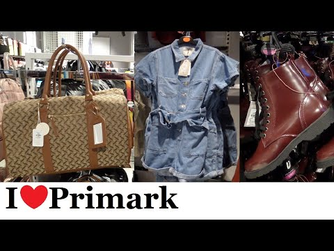 Everything New At Primark August 2019 | I❤Primark