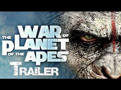 War For the Planet of the Apes: Official Trailer
