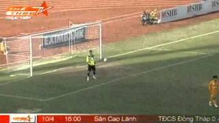 vleague 2011 shb đ nẵng vs ha pht h nội highlights
