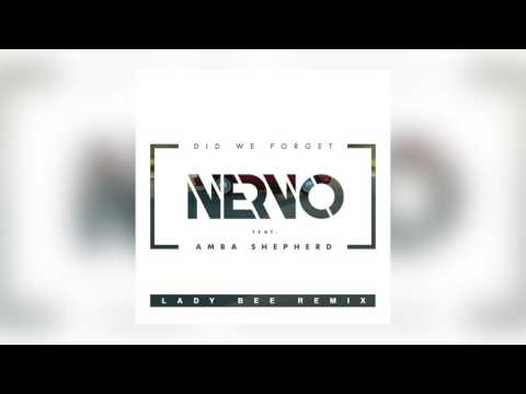 NERVO - Did We Forget Feat. Amba Shepherd (Lady Bee Remix) [Cover Art]