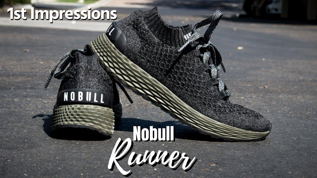 Nobull Knit Runner | 1st Impressions