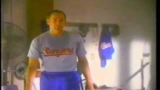Nolan Ryan commercial for Advil - 1993