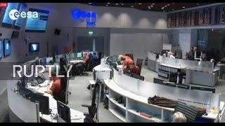 LIVE:  ExoMars spacecraft releases Schiaparelli module bound for Mars