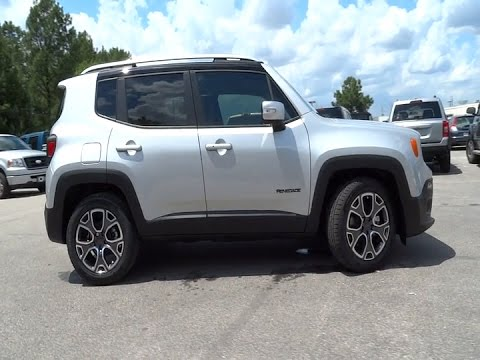 2015 jeep renegade fayetteville lillington fort bragg sanford southern pines nc n6852 youtube. Black Bedroom Furniture Sets. Home Design Ideas