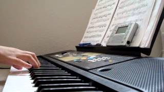 Ashita Hareru Kana [Piano Cover]