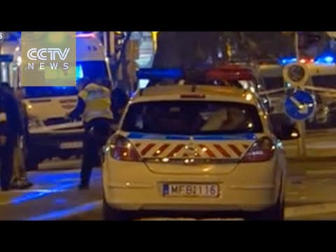 Hungary police say Budapest blast was directed at officers
