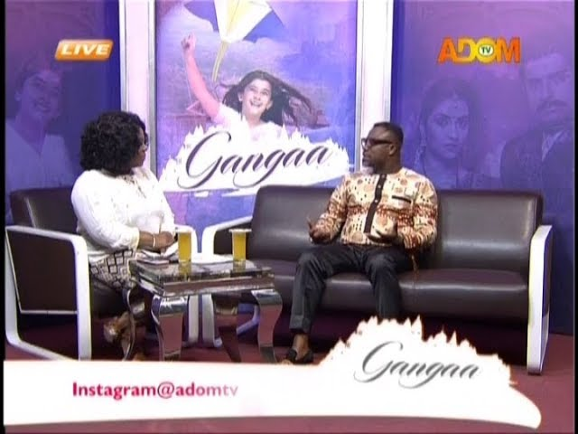 Gangaa Chat Room on Adom TV (17-10-18)