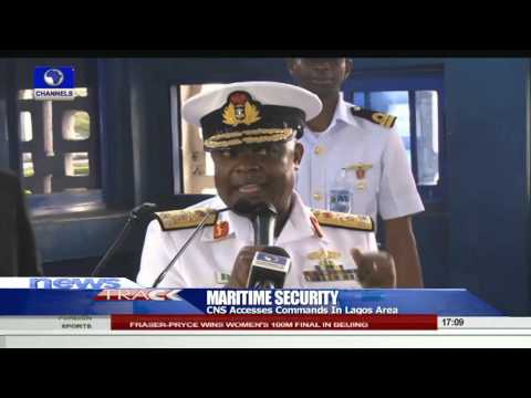 Chief Of Naval Staff Charges Officers To Protect Waterways