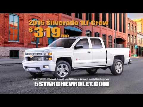 15 09 SAM PACK 5 STAR Chevrolet Web15 - YouTube