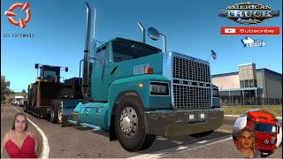 """American Truck Simulator (1.38 Open Beta)   Ford ltl9000 [1.38] Salt Lake City Utah DLC by SCS Software Trailer Jazzycat FMOD ON and Open Windows Next-Gen Graphics USA Test Gameplay ITA + DLC's & Mods  SCS Software News Iberian Peninsula Spain and Portugal Map DLC Planner...2020 https://www.youtube.com/watch?v=NtKeP0c8W5s Euro Truck Simulator 2 Iveco S-Way 2020 https://www.youtube.com/watch?v=980Xdbz-cms&t=56s  #TruckAtHome #covid19italia Euro Truck Simulator 2    Road to the Black Sea (DLC)    Beyond the Baltic Sea (DLC)   Vive la France (DLC)    Scandinavia (DLC)    Bella Italia (DLC)   Special Transport (DLC)   Cargo Bundle (DLC)   Vive la France (DLC)    Bella Italia (DLC)    Baltic Sea (DLC)   American Truck Simulator New Mexico (DLC) Oregon (DLC) Washington (DLC) Utah (DLC)     I love you my friends Sexy truck driver test and gameplay ITA  Support me please thanks Support me economically at the mail vanelli.isabella@gmail.com  Roadhunter Trailers Heavy Cargo  http://roadhunter-z3d.de.tl/ SCS Software Merchandise E-Shop https://eshop.scssoft.com/  Euro Truck Simulator 2 http://store.steampowered.com/app/227... SCS software blog  http://blog.scssoft.com/  Specifiche hardware del mio PC: Intel I5 6600k 3,5ghz Dissipatore Cooler Master RR-TX3E  32GB DDR4 Memoria Kingston hyperX Fury MSI gtx 970 Twin Frozr Gaming 4gb ddr5 Asus Maximus VIII Ranger Gaming Cooler master Gx750 SanDisk SSD PLUS 240GB  HDD WD Blue 3.5"""" 64mb SATA III 1TB Corsair Mid Tower Atx Carbide Spec-03 Xbox 360 Controller Windows 10 pro 64bit"""