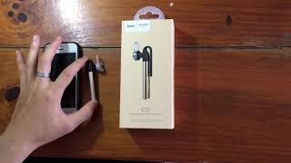 Đánh giá tai nghe Bluetooth Hoco E21 sau 24h sử dụng - Pi Shop