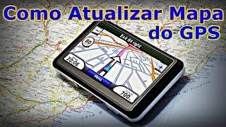 Como Atualizar o Mapa do Seu GPS - DICA ...