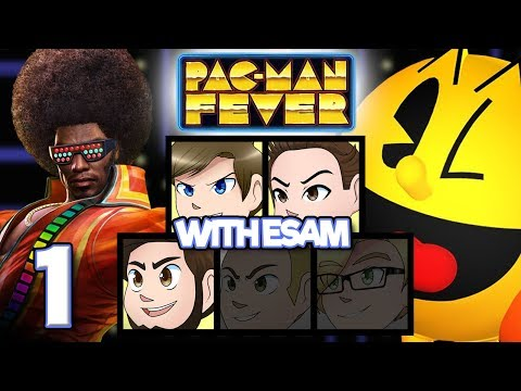 Pac-Man Fever: Not Mario Party - EPISODE 1 - Friends Without Benefits