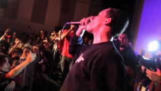 Logic All i Do- Live at SOBs and UMD