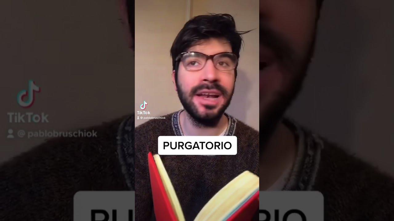 PURGATORIO Y ASISTENTE DE PURGUENCIO - #shorts